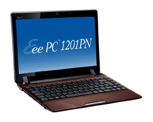ASUS Eee PC Seashell 1201PN-PU17-RD 12.1-Inch Netbook (Red)