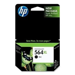 HP OEM 564XL Black Cartridge