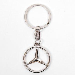 Mercedes Benz SUV Metal Keyring Key Chain Fob by Mercedes Benz