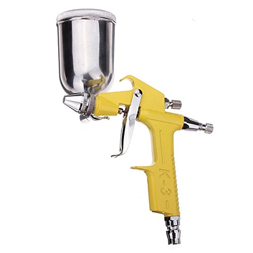 BOSI K-3 Manual Airbrush Paint Sprayer Gun BS531837 (Dark Brown Spray Paint Gloss compare prices)