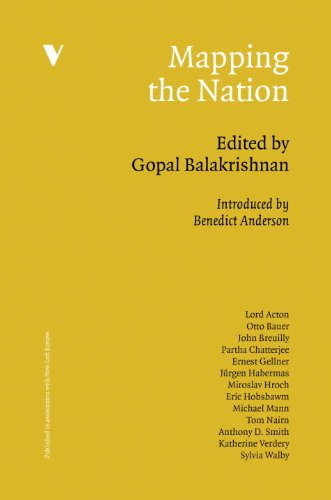 Mapping the Nation (The Mapping Series)