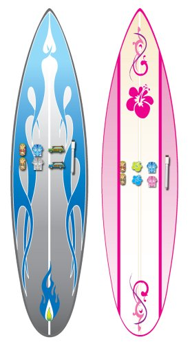 Board Dudes Magnetic Surfboard in Assorted Colors