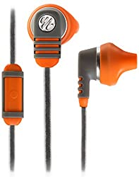 Yurbuds Adventure Line Venture Talk 1 Button Control and Mic Sport Earbuds (Orange)