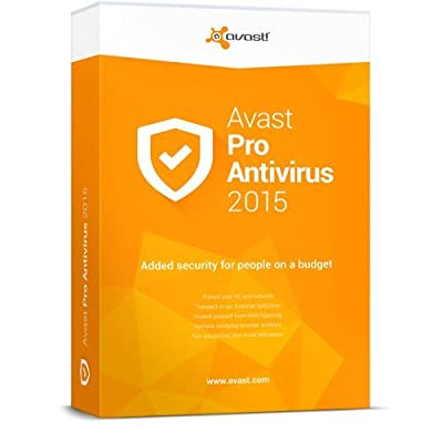 avast! Pro Antivirus 2015 [Download]