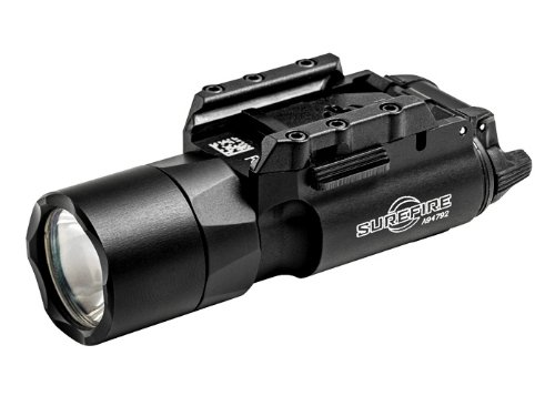 Surefire Ultra High Ouput LED Weaponlight, Black Picture