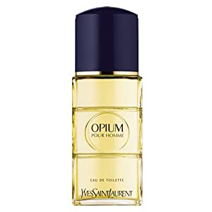 Opium By Yves Saint Laurent For Men. Eau De Toilette Spray 3.3 Ounces