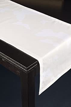 friedola 46600 flair panama panama chemin de table design papillon papillon 40 x 140 cm. Black Bedroom Furniture Sets. Home Design Ideas