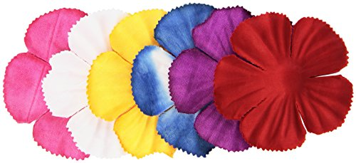 Parti-Color Silk 'N Petals (asstd colors)    (40/Pkg) - 1