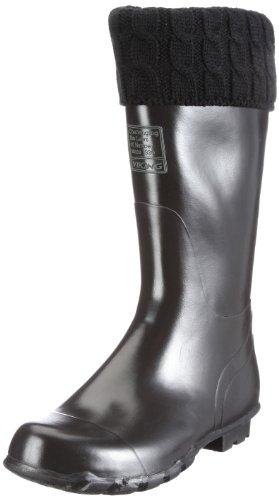 Viking RUBY JR.WINTER GUMMISTIEFEL Boots Girls Gray Grau/charcoal/black Size: 38/5 UK