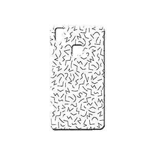 G-STAR Designer Printed Back case cover for VIVO V3 - G0723