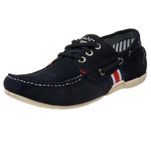 Cheap Gant Men's Clipper Suede Lace Hybrid Boat-Driving Shoe (B001MV6HP8)