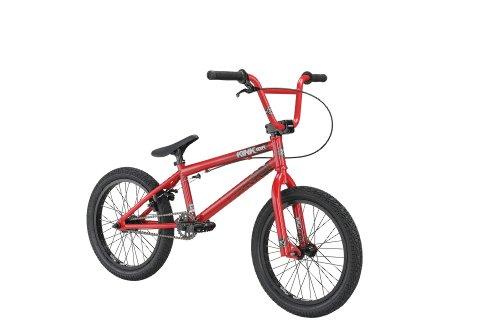 Kink 2012 Kicker BMX Bike (Red, 18-Inch)