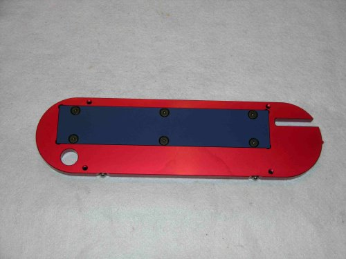 Betterley Tru-Cut Blade Insert System. Fits Delta Left Tilt 10 Inch Unisaw And Delta Hybrid Saw