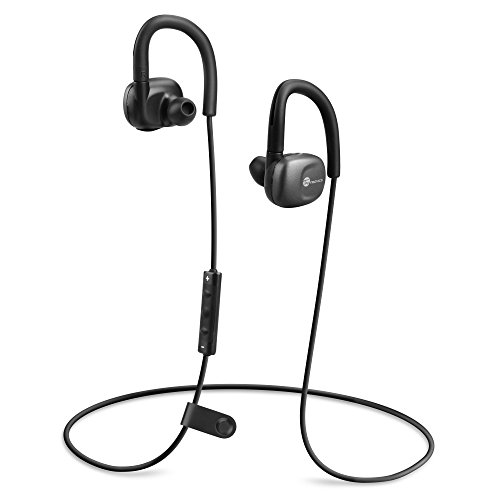 50 off bluetooth headphones taotronics in ear earbuds wireless earphones with superb bass. Black Bedroom Furniture Sets. Home Design Ideas