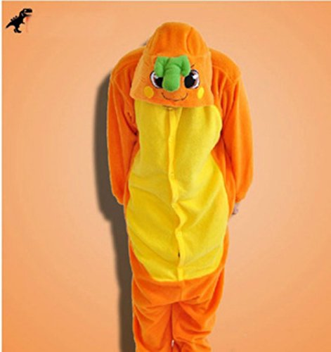 Adult Carrot Pajamas Cartoon Animals Sleeper Suit