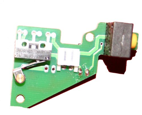 NEW - Dye Rotor Circuit BOARD w/ Connectors - Hopper Replacement Parts