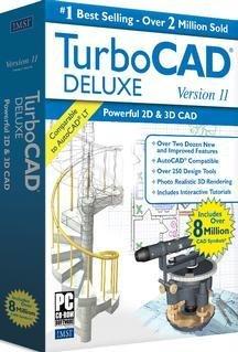 Turbocad Deluxe V 11.0