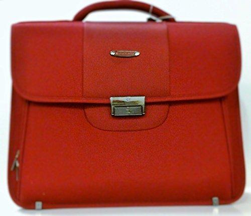 """Roncato Cartella Easy Office Rosso Scuro 2 comp. porta pc 15.6"""""""