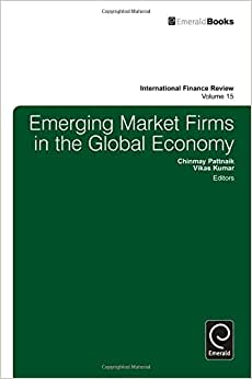 Emerging Market Firms in the Global Economy (International Finance Review) ebook downloads