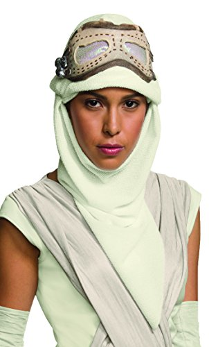 Star Wars: The Force Awakens Adult Rey Eye Mask With Hood