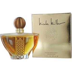 Nicole Miller Frenzy Perfume Eau de Parfum Spray for Women, 3.4 Ounce