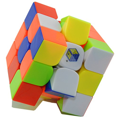 D-FantiX Yuxin Zhisheng Kylin 3x3 Stickerless Speed Cube 57mm