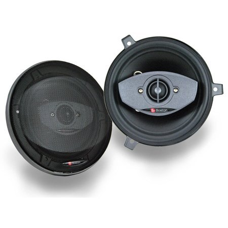"Boston Acoustics Sr55 5-1/4"" (5.25"") 2-Way 200W Sr Series Car Speakers"