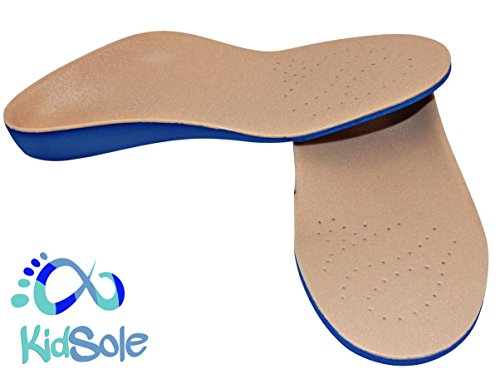 Extra Wide Husky Size Insole Specifically Designed For Plus Size Children Who Need Improved Weight Distribution For Healthy Foot Development (Distribution And Development compare prices)
