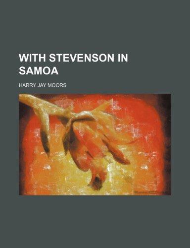 With Stevenson in Samoa