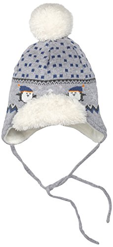 sterntaler-strickmutze-sombrero-para-bebes-gris-silber-melange-542-45-cm