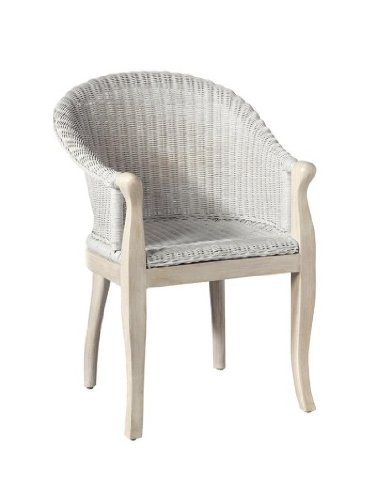 rattansessel wei massivholz pinie sessel rattan. Black Bedroom Furniture Sets. Home Design Ideas
