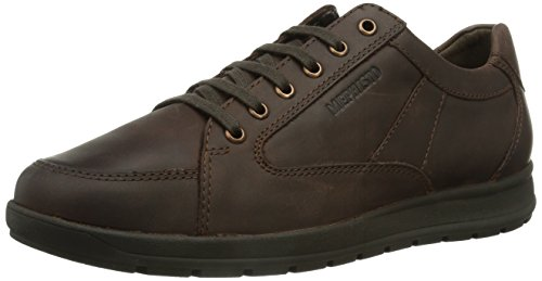 Mephisto GREGOR GRIZZLY 151 DARK BROWN, Sneaker uomo, Marrone (Braun (DARK BROWN)), 41 EU (7 Herren UK)
