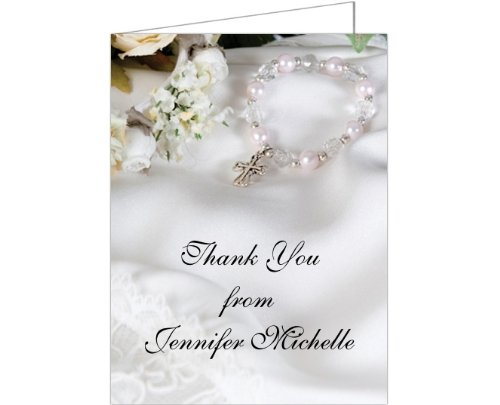 thank you notes for baptism. Baptism Christening Thank You