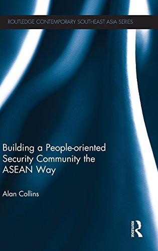 Building a People-Oriented Security Community the ASEAN way (Routledge Contemporary Southeast Asia Series)