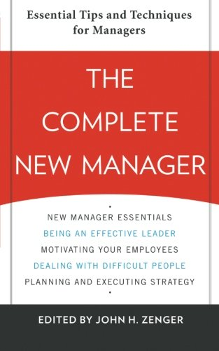 The Complete New Manager