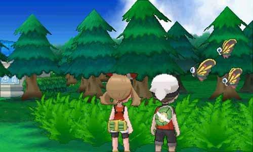 Pokemon Alpha Sapphire  galerija