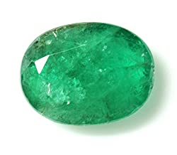 LOOSE 100% NATURAL & CERTIFIED 4.02 ct.EMERALD BIRTHSTONE BY ARIHANT GEMS & JEWELS