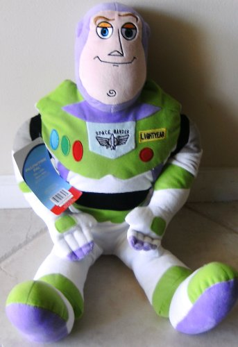 Buy Low Price Classy Joint Disney Pixar Toy Story Doll Plush Toy Action Figure Pillowtime Pal 23 Inch Buzz Lightyear (B003QZWL0I)