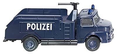 WIKING 1/87 メルセデス・ベンツ 警察放水車