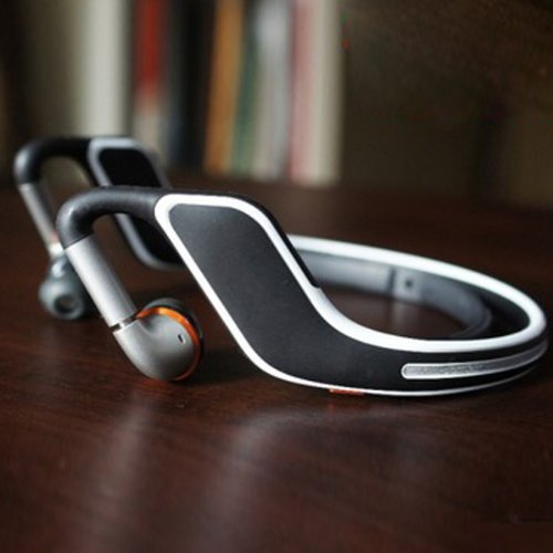 Meco(Tm) S11 Flex Hd Bluetooth Wireless Stereo Handsfree Nfc Headphone Headset For Iphone