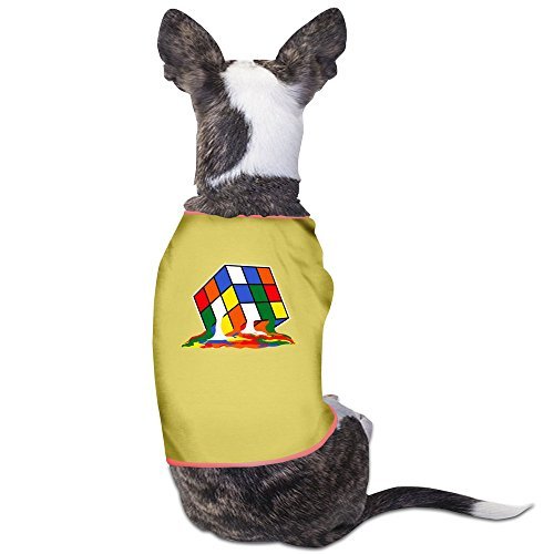 hfyen-melting-rubiks-cube-daily-pet-dog-clothes-t-shirt-coat-pet-puppy-dog-apparel-costumes-new-yell