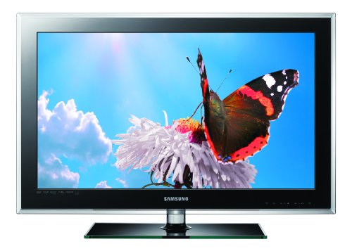 Samsung LE32D550 32-inch Widescreen Full HD 1080p LCD TV with Freeview
