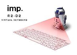 imp. R2D2 バーチャルキーボード IMP-101