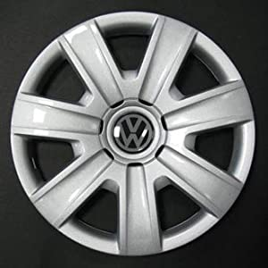 4 car wheel trims 14 inch for volkswagen polo from 2009 car motorbike. Black Bedroom Furniture Sets. Home Design Ideas
