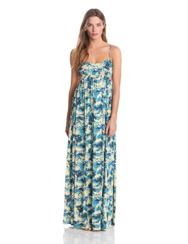 Rachel Pally Women's Faustina Dress, Multi Sweet Pea, Medium
