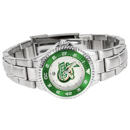 UNC Charlotte 49ers Ladies Stainless Steel Watch at Amazon.com