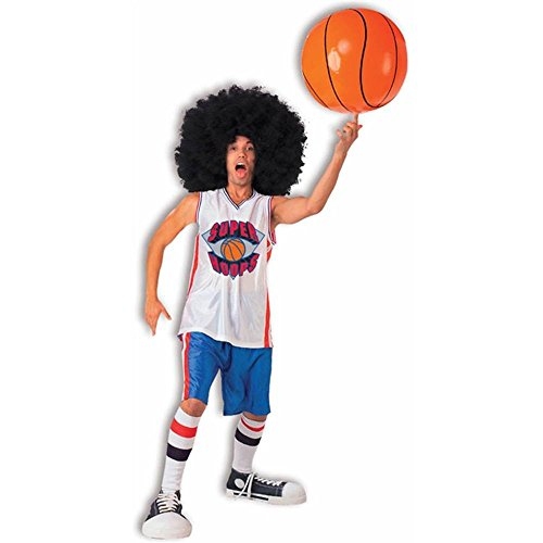 Super Hoops Basketball Player Adult Costume - Standard