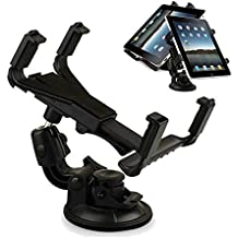 "Tsmine Universal 360 Degree Rotating Windshield Dashboard Car Mount Holder For Samsung Galaxy Tab S2 9.7"" T815..."