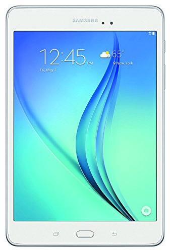 Samsung Galaxy Tab A SM-T350 16GB 8-Inch Tablet - White (Certified Refurbished) at Electronic-Readers.com