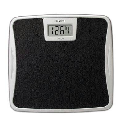 Image of Exclusive Taylor Digital BathScale 330lb By Taylor (B00769WBS2)